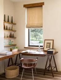 100 home office with built in shelving