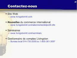 bureau du commerce international génie sans frontières la nouvelle frontière ppt télécharger