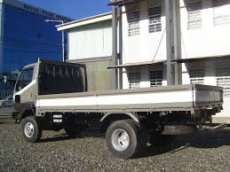 truck mitsubishi canter mitsubishi canter latest 4wd dropside truck east pacific motors