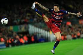 Lionel Messi Leg Lionel Messi Lifts Barcelona Past Espanyol In Copa