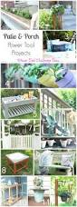 Patio And Things by Diy Flower Pot Stand Her Tool Belt