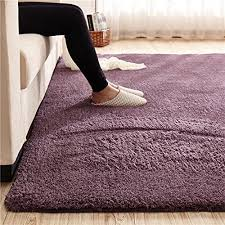 Soft Area Rug 10 Sizes Soft Area Rug Rugs Artic Velvet Mat With Plush