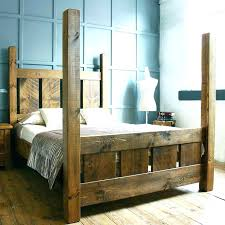solid oak bed frame solid oak solid oak bed frame king size