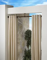 curtain and drape rods holdbacks and curtain rings