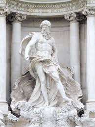 Statues Of Gods by Oceanus Wikipedia