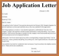 sample cover letter applicationletter of application sample call