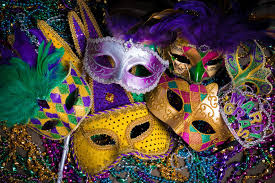 new orleans mardi gras mask