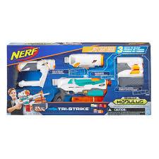 nerf car gun nerf modulus tri strike blaster kmart