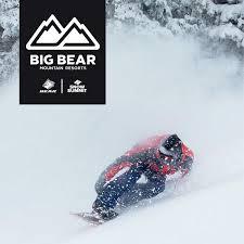 big bear mountain resorts four 1 day ski lift ticket evouchers