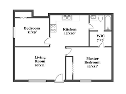 simple floor simple floor plan with trends outstanding houses 2 bedrooms images