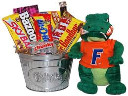florida gift baskets of florida gators snack gift basket at gift baskets etc