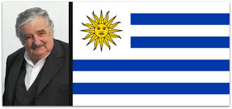 Flag Uruguay The Simple Humble President Of Uruguay