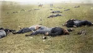 history color civil war era harvest death