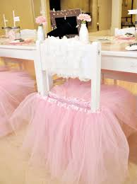 tutu chair covers 22 chair backs to make your party pop tip junkie