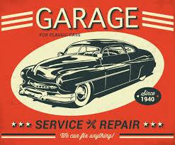 car service car service retro vector poster vector art u0026 graphics freevector com