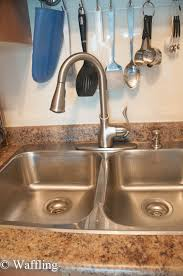 Changing A Kitchen Faucet How Do You Replace A Kitchen Faucet Voluptuo Us