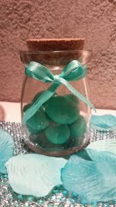 tiffany style ls ebay 20 barattoli porta confetti bomboniera matrimonio vasetti di vetro