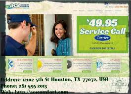 Absolute Comfort Houston Texas Heating And Cooling Service Houston Tx 77072 281 495 2013