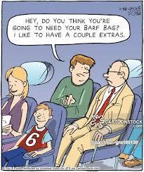 fear flying cartoons comics funny pictures cartoonstock