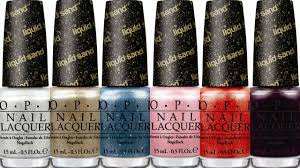 opi joins bond 007 to release six new revolutionary liquid sand