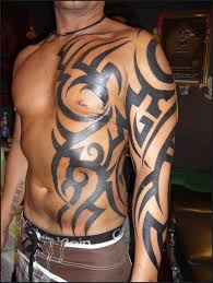 mr khon tribal and tribals style tattoos made by