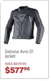 best outerwear deals on black friday 2016 revzilla com best black friday ever starts now deals on dainese