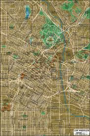 Map Los Angeles Geoatlas City Maps Los Angeles Map City Illustrator Fully