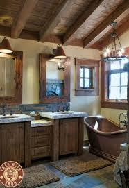 finished bathroom ideas country bathroom design rustic vanity design vessel sink plus