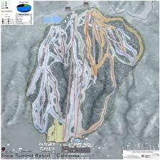 New Mexico Ski Resorts Map by Taos Ski Valley Trail Map Taos New Mexico Places I U0027ve Snow