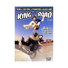 King Of The Blind Thrasher Magazine King Of The Road 2007 Blind Vs Zoo York Vs Fou