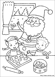 coloriage cuisine index of images coloriage noel page 2