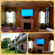 loud u0026 clear home theater commercial install for harmony wellness center and dental spa