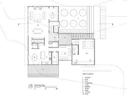 modern floor plans for homes simple contemporary courtyard house plan that you want