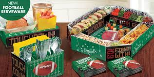 football party decorations football themed party supplies birthday party ideas