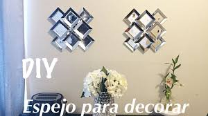 diy espejo para decorar idea para decorar dollar tree decor