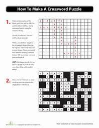 the 25 best printable crossword puzzles ideas on pinterest kids