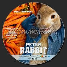 rabbit dvd rabbit 2018 dvd label dvd covers labels by customaniacs