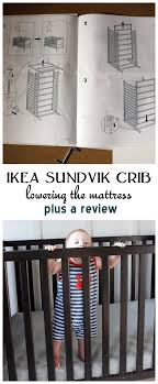 Ikea Crib Mattress Review The Ikea Sundvik Crib Eight Months Later A Bit Of Babyproofing