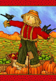 halloween yard flags thanksgiving scarecrows garden flags thanksgiving wikii