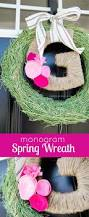 craftaholics anonymous 3 spring wreaths you can make in minutes