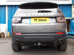 land rover discovery 2015 land rover discovery sport 2015 onwards westfalia detachable towbar