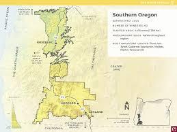 Roseburg Oregon Map Launching Summer 2016 A New Oregon Wine Education Website
