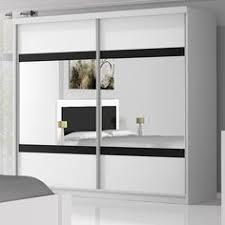 armoire chambre noir laqué armoire moderne porte coulissante nikos meubles chambre adulte