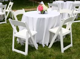 cheap tables and chairs for rent a g tent rentals table and chair rentals