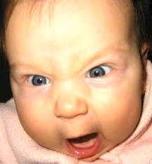 Mad Baby Meme - bir bebek neden bu kadar k箟zar why a baby gets angry this much