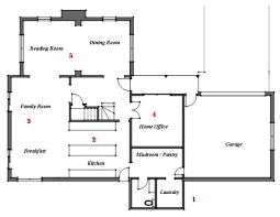 Tenement Floor Plan Renovation Ideas Playing With A Colonial U0027s Floor Plan