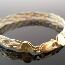 silver weave bracelet images Best 925 italy bracelet products on wanelo jpg