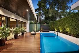 pool area more inspiration cool house california stuns lavish interiors dma