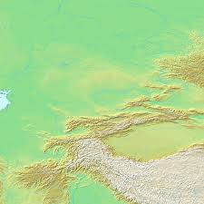 Oymyakon Map Siberia