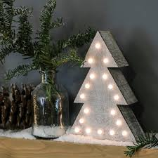 small light up christmas tree silver boxes my christmas tablescape idolza